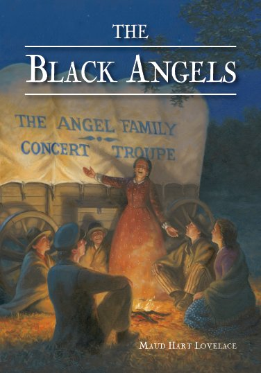 Historical artist David Geister painted the new cover art for The Black Angels, reprinted by Minnesota Heritage Publishing.