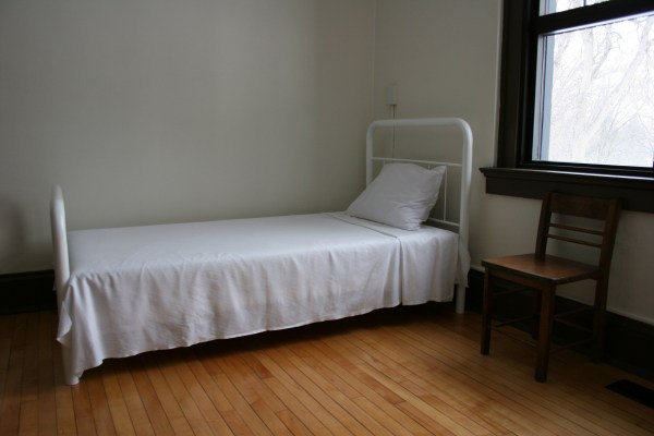 Orphanage Room with Beds