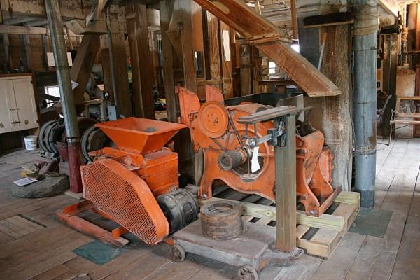 Touring Historic Mill In Morristown Minnesota Prairie