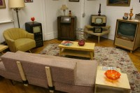50s Retro Living Room