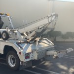 wrecker Recovery Tow Truck Dual Winches + Wheel Lift