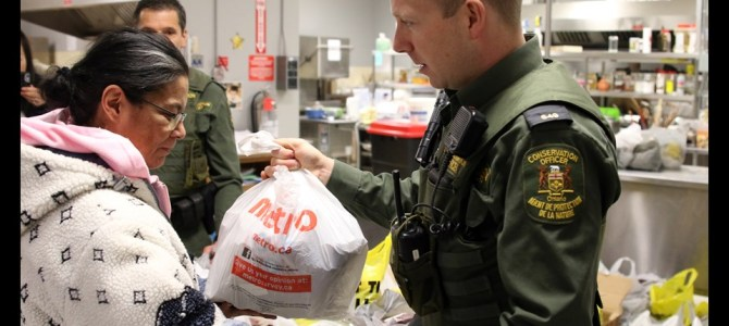 'It's natural. It's from the bush': MNRF distributes wild game seized from illegal hunters