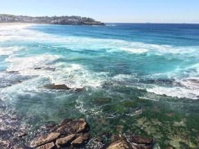 View from Bondi Beach