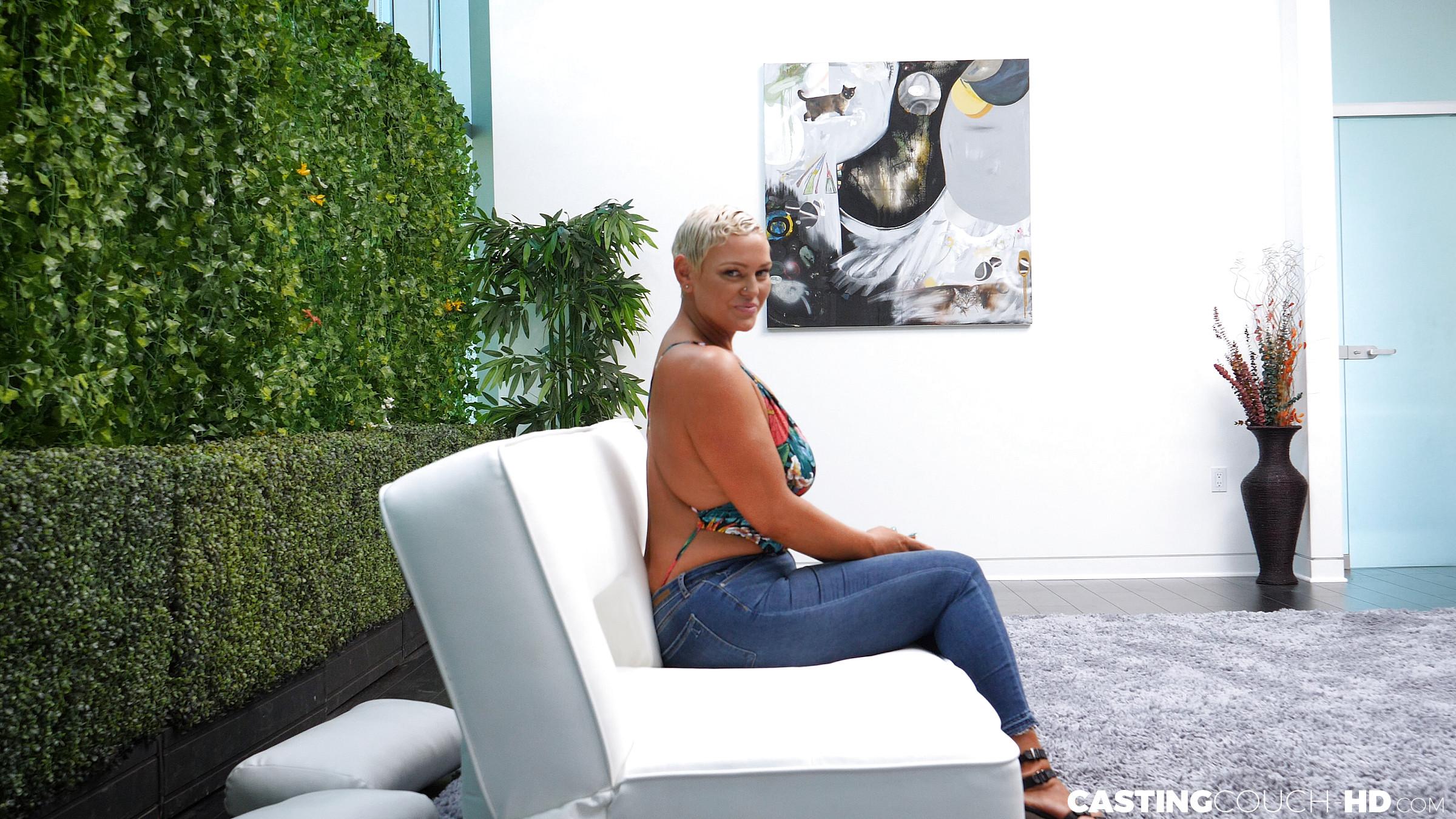 Sara  CastingCouchHDcom  Thick MILF With Perfect Big Ass