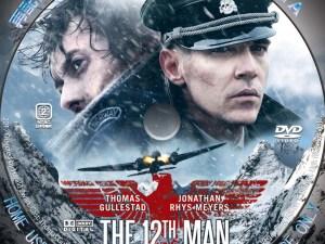 ザ・ハント ナチスに狙われた男DVDラベル