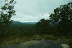 One of the biggest valleys in the the world in the Blue Mountains