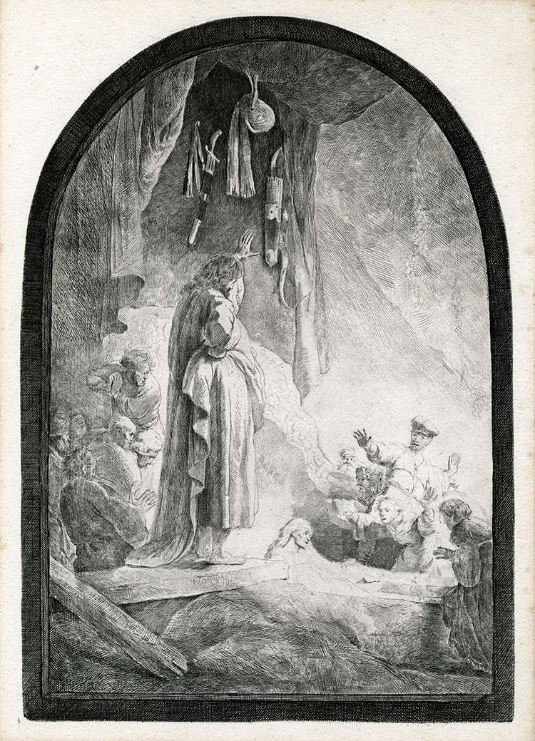 Rembrandt Prints On View  BYU Museum of Art