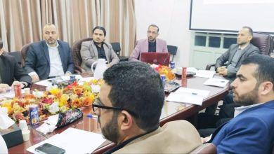 "Photo of ""الزراعة"" تشارك في الاجتماع التشاوري مع لجنة المنظمات الأهلية التابعة لوزارة الداخلية"