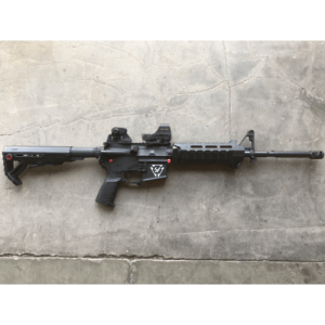 Complete Rifles