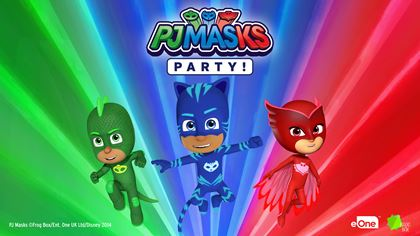 PJ Masks Party  Mall of America