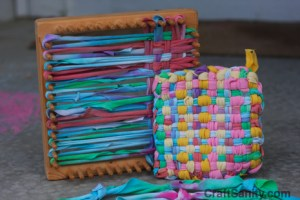 Potholder and loom
