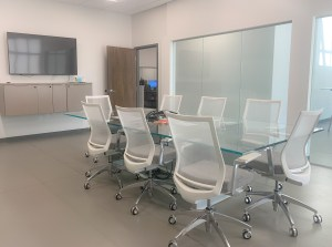 Conference room_Moag Glass Corporation