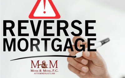 Beware of Reverse Mortgages