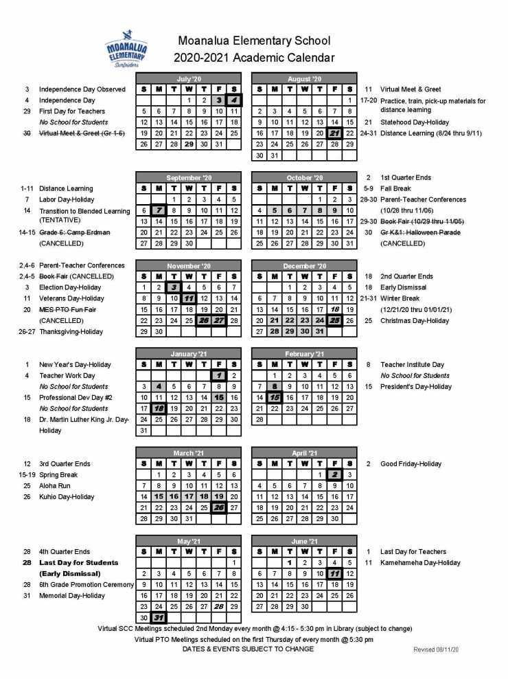 Academic Calendar SY2020-21_FINAL UPDATED 8-11-20