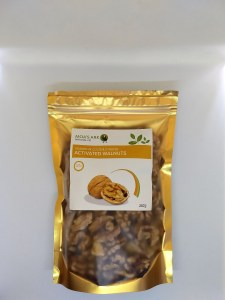 Walnuts Natural Activated 250 gram