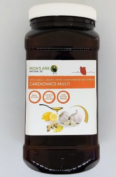 Garlic Honey Blend Cardiovacs Multi 700 ml Bottle