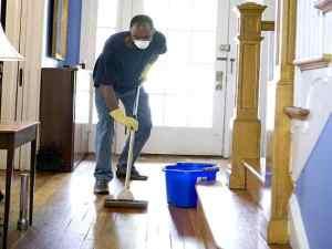 شركة نظافة بالمدينة