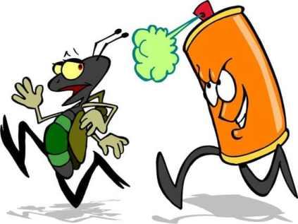 كافحة النمل بعسفان, رش مبيدات بعسفان