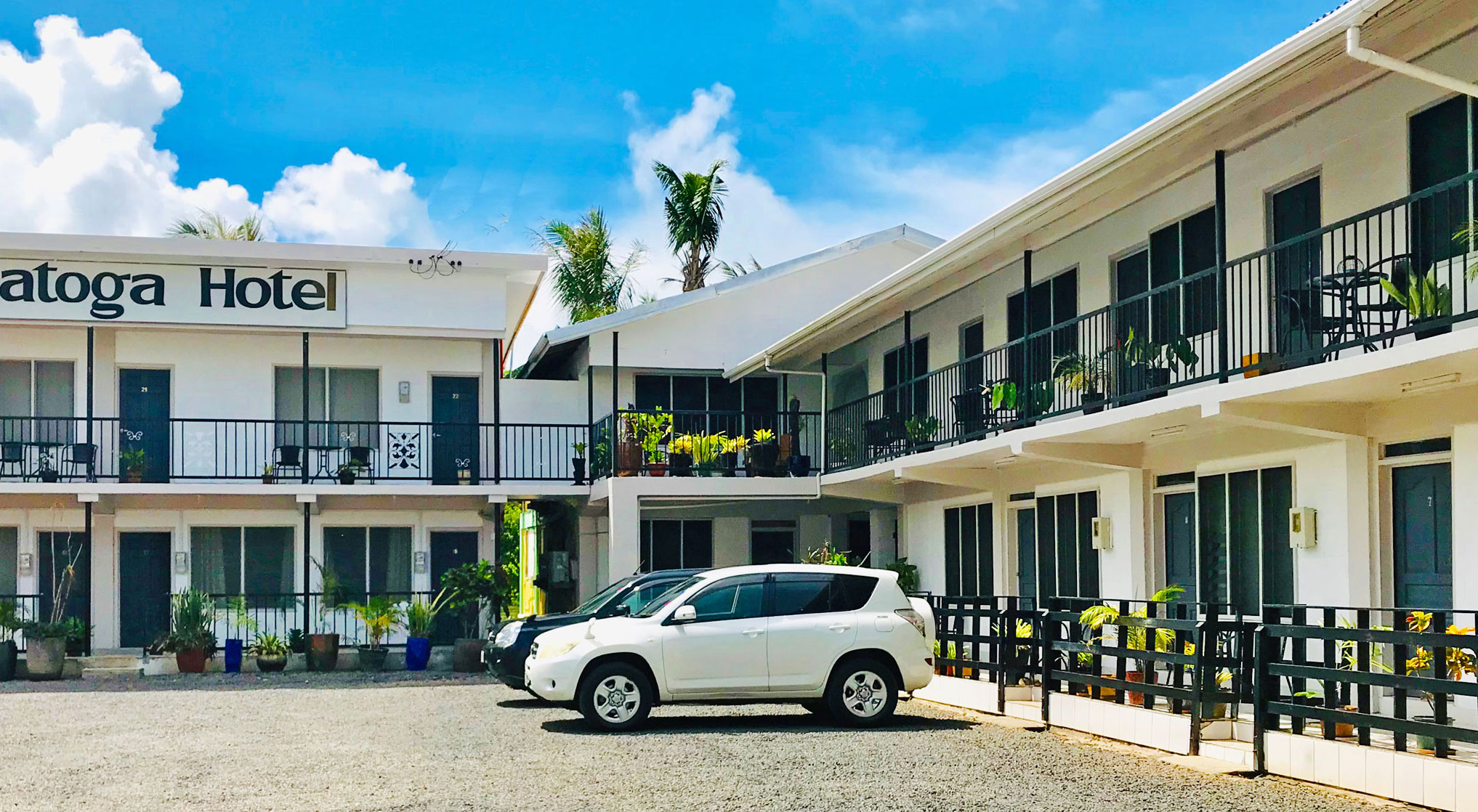 Samoa accommodation in Apia