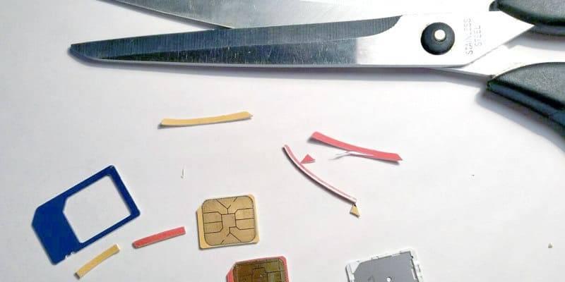 IPhone 6-да SIM карталарын қалай салуға болады: Нұсқаулық