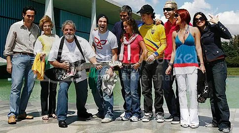 Lula popstar;