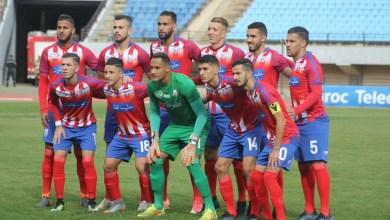 المغرب التطواني يطيح ببرشيد و يرتقي في الترتيب 4