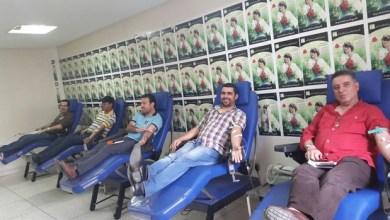 قدماء لاعبي اتحاد طنجة يطلقون حملة للتبرع بالدم لفائدة المرضى 5