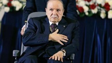 رسميا  الرئيس الجزائري بوتفليقة يعلن استقالته (صورة) 4
