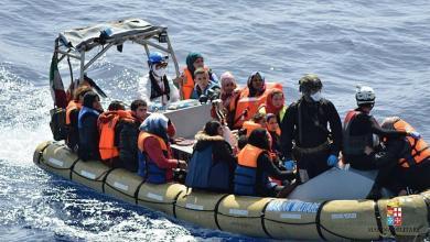 البحرية الإسبانية تنقذ 46 مهاجرا أبحروا من سواحل طنجة 3