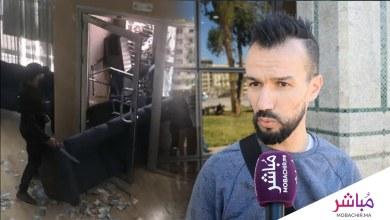 قريب المتهم باقتحام البنك:القاضي تأثر لحالة أحمد ووالده بكى فرحا بعد سماع الحكم عليه ب3سنوات 5
