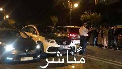 مصدر أمني: مرتكب حادثة السير بمرقالة لم يغادر المغرب ويتواجد بولاية أمن طنجة 2