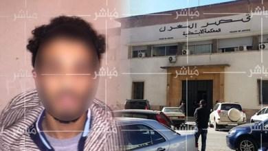 """انفراد..عبد القادر """"الجبلي"""" يدلي للمحكمة بشهادة ميلاد ثانية لإثبات أنه قاصر 2"""