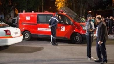 وفاة شاب ثان بعدما صدمتهما سيارة الإسعاف بمارتيل 3