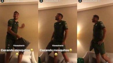 """""""الناموس"""" يحرم لاعبو ريال بيتيس من النوم بفندق فخم بالبيضاء 4"""