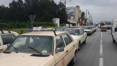 تسعيرة سيارات الأجرة بين طنجة وتطوان تثير غضب المواطنين 2