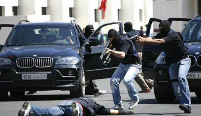 فاس..مواجهة بالرصاص بين أمنيين وعصابة مخدّرات تسفر عن حجز أزيد من طنين من الشيرا 1