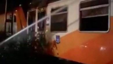 اندلاع حريق بعربة قطار كان متوجها الى طنجة 3