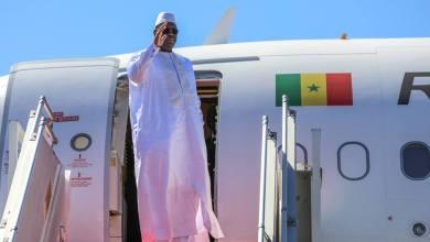 الرئيس السينغالي يزور مدينة طنجة 5