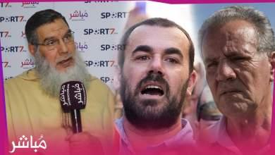 الفيزازي مخاطبا أحمد الزفزافي وإبنه ناصر: ليّ ذراع الدولة لن ينفع وأتمنى أن يرجع ناصر عن غيّه 1