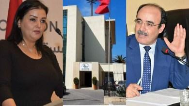قضاة جطو يفتحصون مالية مجلس جهة طنجة 4