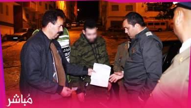 إجراءات مشددة في أحياء طنجة من طرف السلطات 1