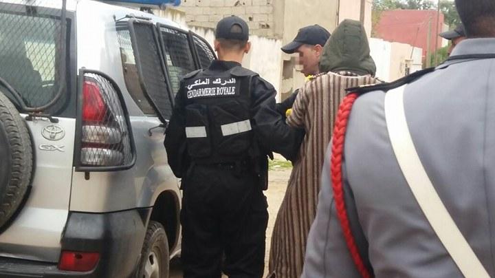 أول جريمة قتل في رمضان بإقليم شفشاون والدرك يعتقل الجاني 1