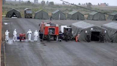 المستشفى العسكري الميداني ببنسليمان يدخل الخدمة والأشغال مستمرة بمستشفى طنجة 2