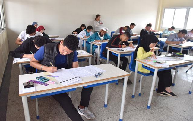 تأجيل إجراء الإمتحان الوطني الموحد لنيل شهادة التقني العالي 1