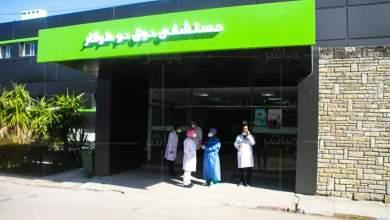 مصاب بكورونا يفر من مستشفى دو طوفار بطنجة والسلطات تبحث عنه 6