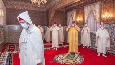 الملك محمد السادس يحيي ليلة القدر المباركة 3