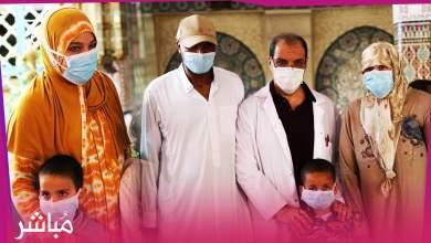 20 حالة تلتحق بعائلاتها وتغادر فندق أهلا المخصص للحجر الصحي بطنجة 4