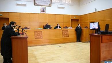 محاكمة أزيد من 20 ألف معتقلا عن بعد 3