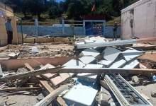 انهيار سور مدرسة يودي بحياة عامل بناء بشفشاون 11