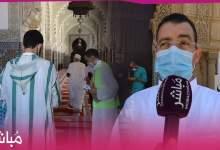 الناس فرحانة..فتح المساجد في وجه المصلين بعد أزيد من 4 شهور من الإغلاق 8